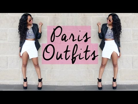 LOOKBOOK | My Outfits in Paris!