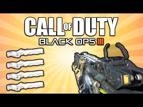Quad Feed with Every Specialist! (Call of Duty: Black Ops 3)