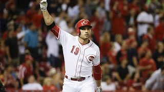 Cincinnati Reds 2016 Season Highlights