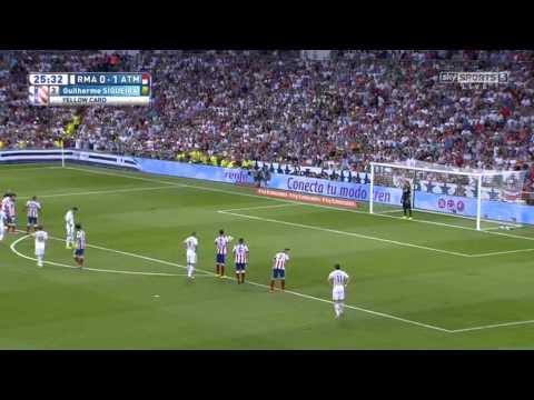 La Liga 13 09 2014 Real Madrid vs Atletico Madrid - HD - Full Match - 1ST - English Commentary