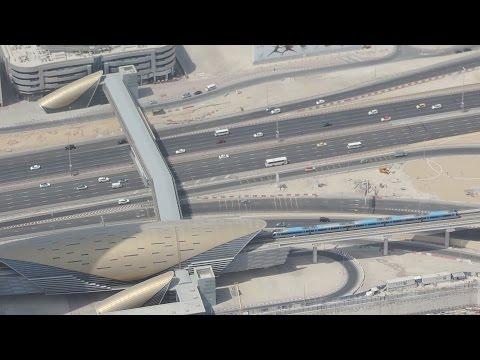Dubai Metro Construction