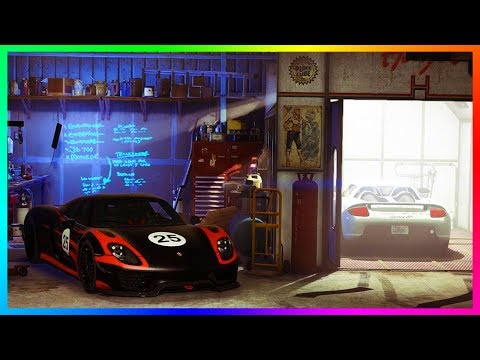 """Grand Theft Auto 5 NEW """"Gone In 60 Seconds"""" Easter Egg Found!"""