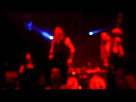Twilight of the Thunder God - Amon Amarth&Roope Latvala- Live @ HMV Forum, London, April 9th 2011