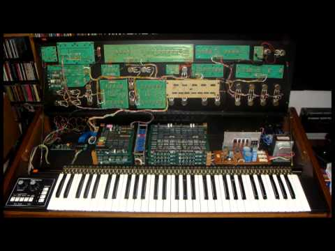 Elka Synthex Analog Synth Noodlings