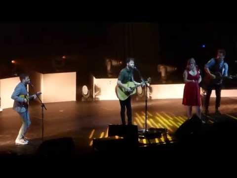 Passenger + The Once Live @ Lotto Arena Antwerpen 03-10-2014
