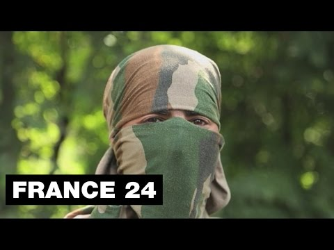 India/Pakistan: A new generation takes up arms in Kashmir