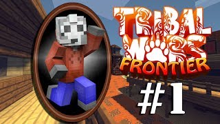 Tribal Wars: Frontier - Minecraft Game Show - Episode 1   The American Dream
