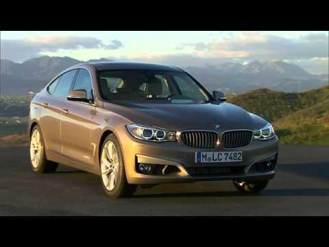 Компания BMW официально представила BMW 3-Series GT