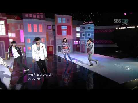 GD.TOP_0213_SBS Popular Music_ 집에 가지마(Don't Leave)