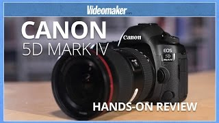 Canon 5D MarK IV - Hands-On Review - Compared to the a6300, a6500, a7S II, Gh4 & 1D X MkII