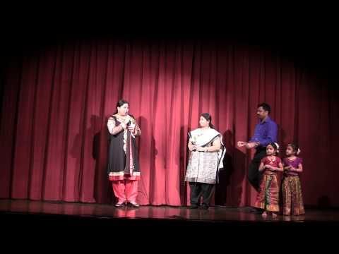 VCA executive karaoke - Praveena Vandhana Shravan Vaamanayana...