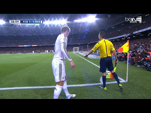 Toni Kroos vs Barcelona (A) 14-15 720p HD