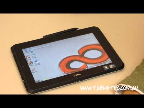 Fujitsu Stylistic Q550 - Windows 7 Slate Tablet PC - Part 2 - Hardware Review