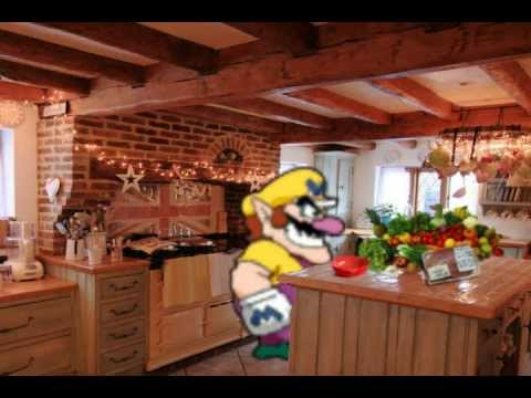 Christmas Cooking with Wario