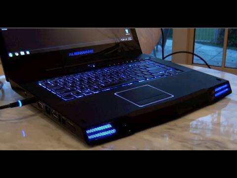Chilla Frilla - Alienware M15x Review (with Gameplay)