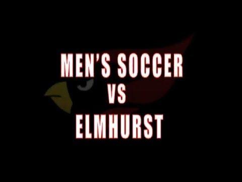 North Central College Men's Soccer vs. Elmhurst College // 10.30.13