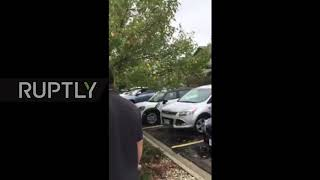 USA: Four injured in shooting at software company