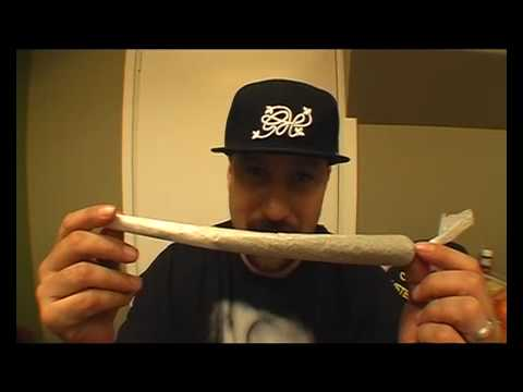 B REAL Cypress Hill Smoking Weed Amsterdam Video