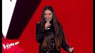 Natalia - Me Too | Audicionet e Fshehura | The Voice Kids Albania 2019