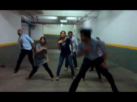 Ga Ga Ga Ganpati- Bappa Moriya chitz Chereo (practise Session) video