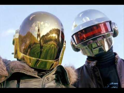 Daft Punk - Around The World/Harder Better Faster Stronger (remix)