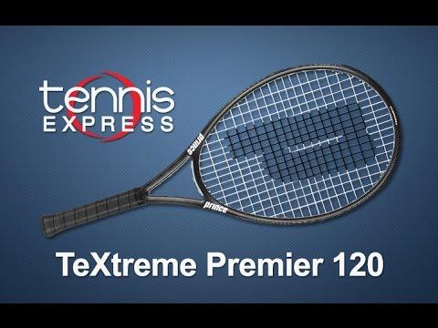 Prince TeXtreme Premier 120 Racquet Review | Tennis Express