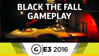 19 Minutes of Black The Fall Gameplay - E3 2016