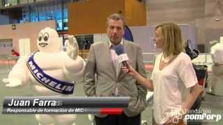 SpainSkills 2015 Juan Farras De MICHELIN