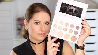 Carli Bybel Eyeshadow & Highlight Palette Review / More Mamaco