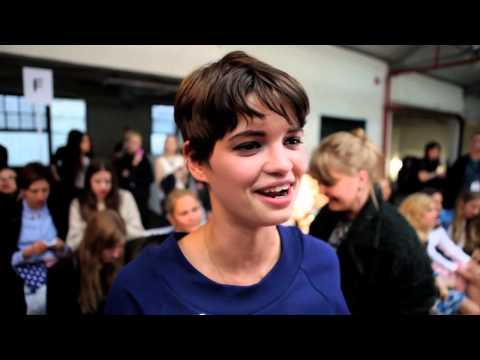 Pixie Geldof talks SS14 with House of Holland HD