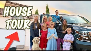 Yawi Family NEW HOUSE TOUR!