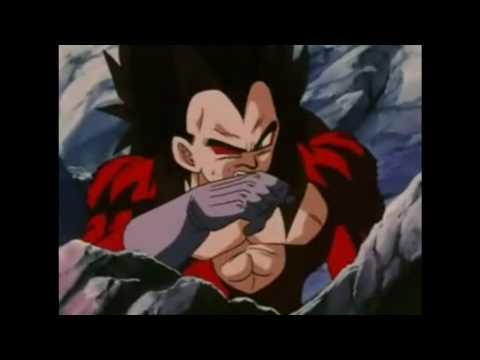 Broly vs Goku and Vegeta