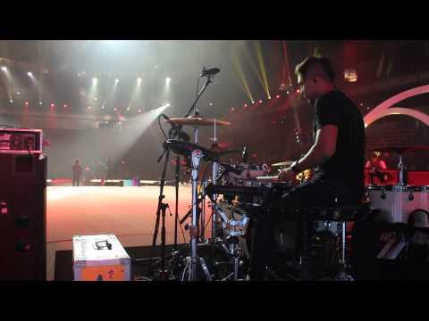 Akim & The Majistrit (Drum Cam Rehearsal) - Mewangi thumbnail