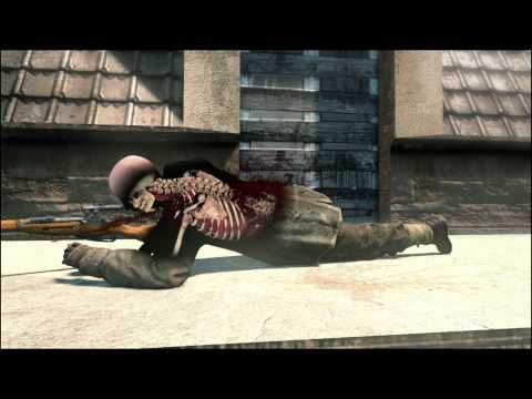 Sniper Elite V2: Test Rifles