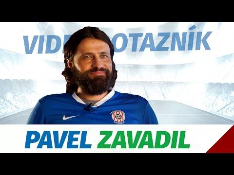 Videodotazník - Pavel Zavadil