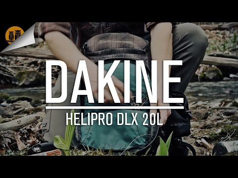 Dakine HeliPro DLX 20L Backpack   Field Review