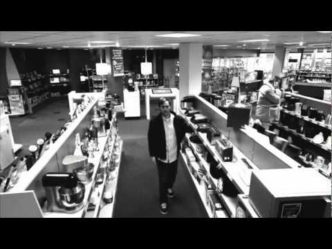 Como robar una television con estilo