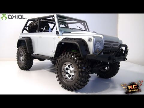 RC ADVENTURES - Axial SCX10 DINGO - 4X4 Scale Truck - Unboxing (Project Overkill Begins!)