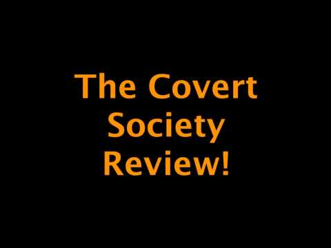 The Covert Society Review -