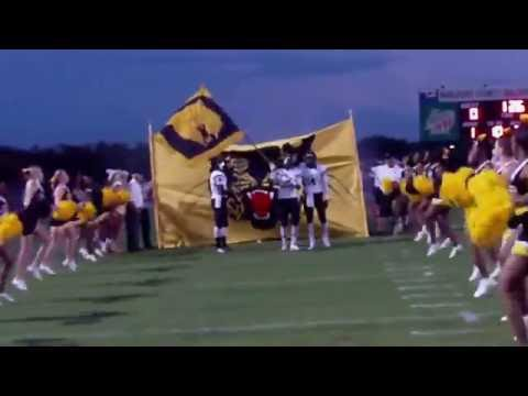Dillon Wildcats enter field in Marlboro County, September 23, 2016, Video by Johnnie Daniels/The Dillon Herald.