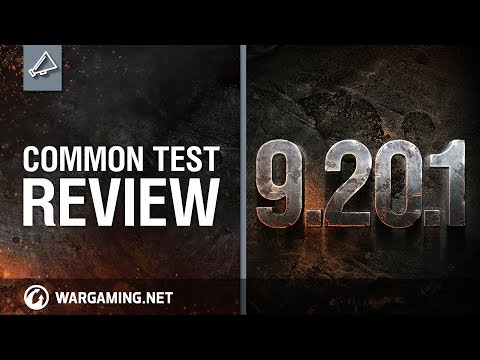 Common Test Review 9.20.1