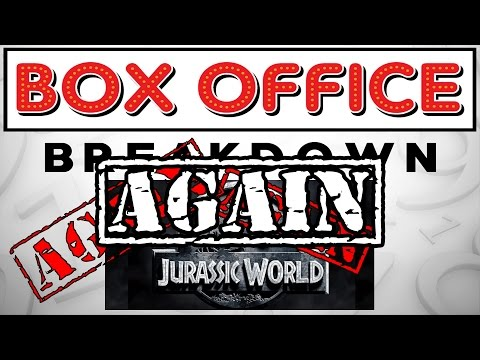 Box Office Breakdown for July 3rd - July 5th, 2015