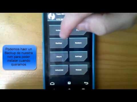 Install CyanogenMod 10.2 y 11 (4.4) Huawei G510 / Instalar CyanogeMod 10.2 en Huawei G510