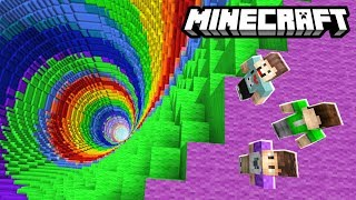 Download Lagu THE PALS vs. RAINBOW DROPPER! (Minecraft) Gratis STAFABAND
