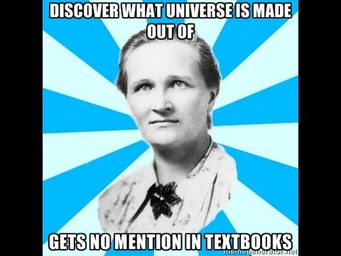 Women Of Science: Cecilia Payne-Gaposchkin