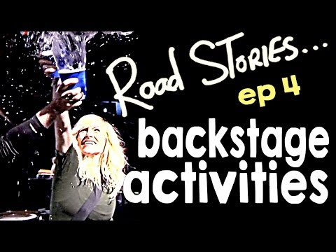 BackStageActivities - Road Stories (Walk off the Earth) Music Videos