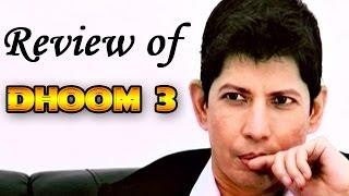 Dhoom 3 - Online Movie Verdict