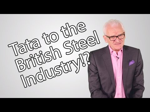 Tata to the British Steel Industry
