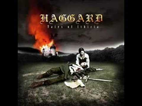 Haggard - The Hidden Sign
