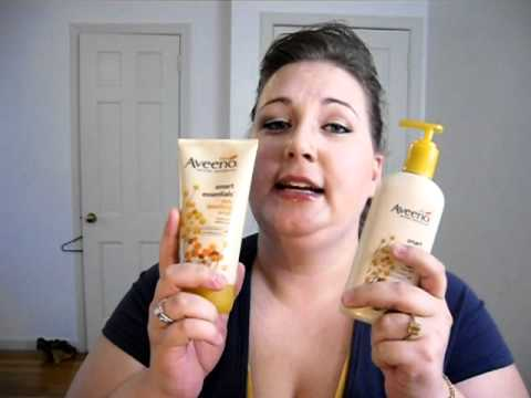 Aveeno Smart Essentials Review/ My skincare products